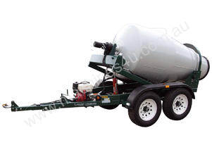 NEW CMK-175 1.5 CUBIC METRE MIXING TRAILER