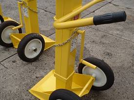 Semi Trailer Stand Rite Hite Portable Mobile Trans