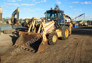 Case   580M Backhoe