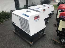 Portable Screw Compressor 25HP 64CFM  - picture2' - Click to enlarge