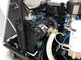Portable Screw Compressor 25HP 64CFM  - picture5' - Click to enlarge
