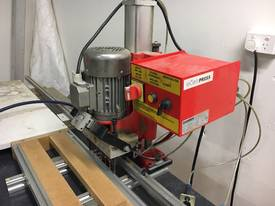 Adjustable Shelf Pin Line Borer