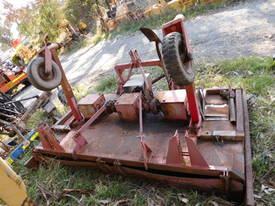 8' page twin rotor slasher , ex council - picture0' - Click to enlarge