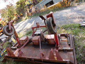 8' page twin rotor slasher , ex council - picture1' - Click to enlarge