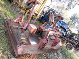 8' page twin rotor slasher , ex council - picture2' - Click to enlarge