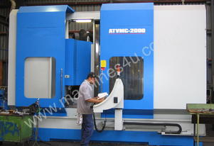 Eumach Travelling Column 5 Axis Machining Centre