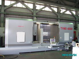 Eumach Travelling Column 3 or 5 Axis Machining Centre - picture3' - Click to enlarge