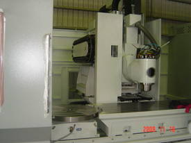 Eumach Travelling Column 3 or 5 Axis Machining Centre - picture5' - Click to enlarge