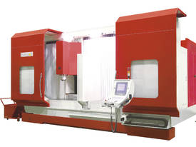 Eumach Travelling Column 3 or 5 Axis Machining Centre - picture6' - Click to enlarge