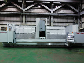 Eumach Travelling Column 3 or 5 Axis Machining Centre - picture7' - Click to enlarge