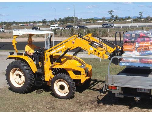 East Wind DFS754 � 75HP Deluxe Tractor with Shuttl