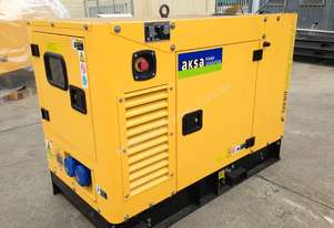 7.5KVA PERKINS SINGLE PHASE STANDBY GENSET
