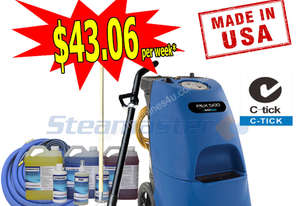 Pex 500 Carpet Cleaning Equipment-extractor