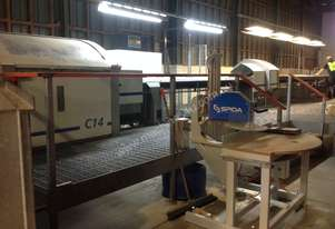 SECOND HAND PAUL C14_MKL OPTIMISING DOCKING SAW