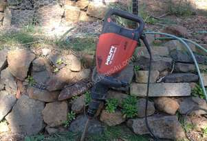Hilti electric jack hammer TV 1000-AVR