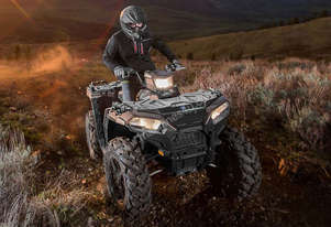 Polaris Sportsman XP 1000 EPS Matte Copper LE