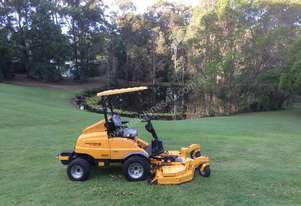 Hustler   3700 Outfront mower