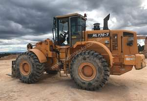 Hyundai   770-7 wheel loader