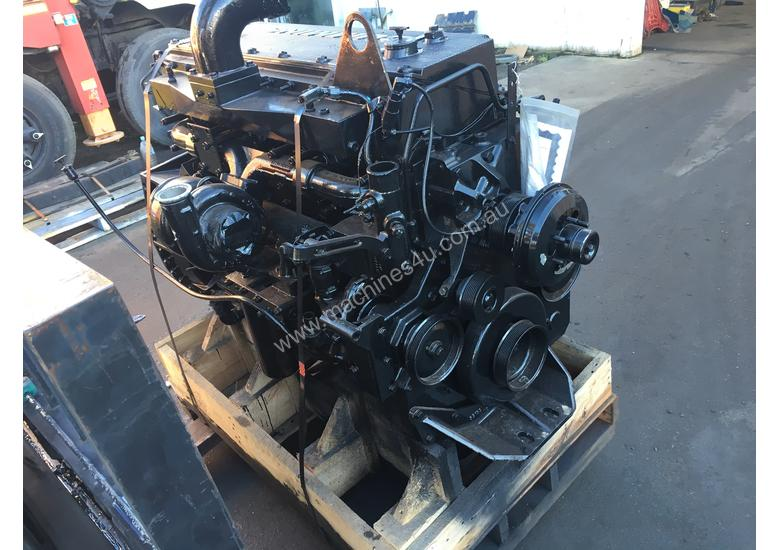 CUMMINS M11 ENGINES