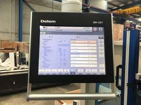 ACCURL 5 Axis 3200mm x 135Ton CNC Pressbrake Delem DA Touch Controller & Laser Guards - picture3' - Click to enlarge
