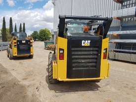 USED 2015 CAT 262D SKIDSTEER LOADER WITH LOW 1010 HOURS IN VERY GOOD CONDITION - picture5' - Click to enlarge
