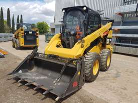 USED 2015 CAT 262D SKIDSTEER LOADER WITH LOW 1010 HOURS IN VERY GOOD CONDITION - picture14' - Click to enlarge