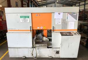 Used Kasto Twin A4 fully auto b/saw 400mm capacity