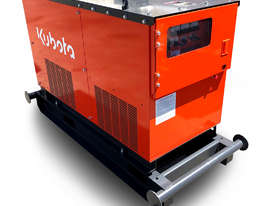 Kubota Diesel Generator - 18KVA 3 Phase- KJT180VX with Bund - picture2' - Click to enlarge