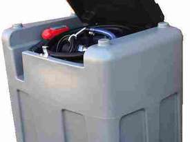 Portable Poly Diesel Tank 210 Litre - picture0' - Click to enlarge