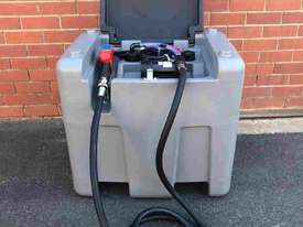 Portable Poly Diesel Tank 210 Litre - picture1' - Click to enlarge