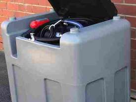 Portable Poly Diesel Tank 210 Litre - picture2' - Click to enlarge