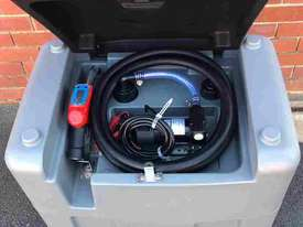 Portable Poly Diesel Tank 210 Litre - picture3' - Click to enlarge