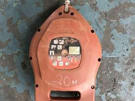 Safety Line Miller Falcon SRL MP Retractable Fall Restraint Lifeline 20 mtr - picture1' - Click to enlarge