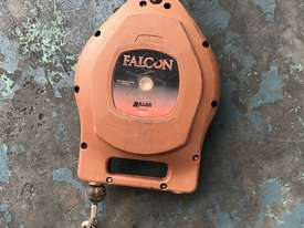 Safety Line Miller Falcon SRL MP Retractable Fall Restraint Lifeline 20 mtr - picture4' - Click to enlarge