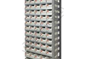 MSR-65E Industrial Modular Shelving Expansion Package Deal 898 x 465.4 x 2030mm Includes 65 x BK-164