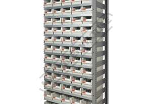 MSR-65E Industrial Modular Storage Shelving Expansion Package Deal 898 x 465.4 x 2030mm Includes 65