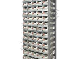 MSR-65E Industrial Modular Storage Shelving Expansion Package Deal 898 x 465.4 x 2030mm Includes 65  - picture0' - Click to enlarge