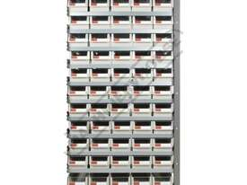MSR-65E Industrial Modular Storage Shelving Expansion Package Deal 898 x 465.4 x 2030mm Includes 65  - picture2' - Click to enlarge