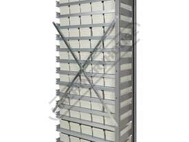 MSR-65E Industrial Modular Storage Shelving Expansion Package Deal 898 x 465.4 x 2030mm Includes 65  - picture3' - Click to enlarge