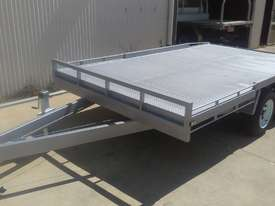Bobcat / Plant Trailer - picture1' - Click to enlarge