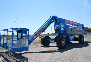 2009 Genie Z-135/70 Articulating Boom Lift
