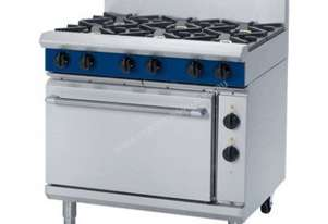 Blue Seal Evolution Series GE506D - 900mm Gas Range Electric Static Oven