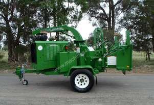 Bandit Model 90 Wood Chipper Forestry Equipment
