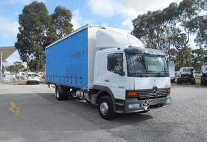 Mercedes Benz 1623 Atego Curtainsider Truck