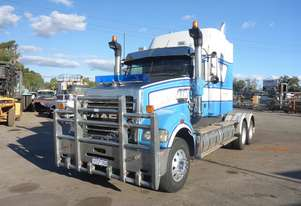 2008 Mack CMHT Trident 6x4 Prime Mover - In Auction