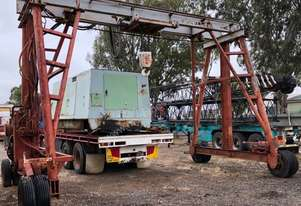 GANTRY SELF PROPELLED & STEERABLE