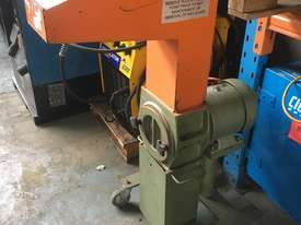 Plastic Granulator 3.0 HP Crompton Parkinson 415 Volt Electric - picture0' - Click to enlarge