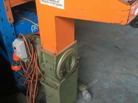 Plastic Granulator 3.0 HP Crompton Parkinson 415 Volt Electric - picture2' - Click to enlarge