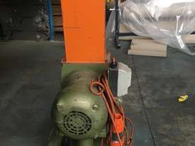 Plastic Granulator 3.0 HP Crompton Parkinson 415 Volt Electric - picture5' - Click to enlarge