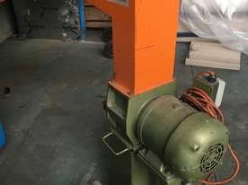 Plastic Granulator 3.0 HP Crompton Parkinson 415 Volt Electric - picture6' - Click to enlarge